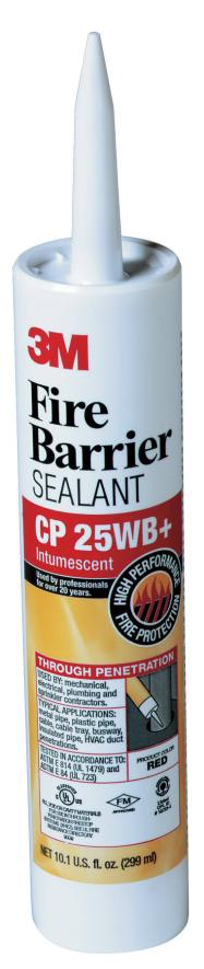 I used a fire caulk similar to this; picked it up at Lowe's