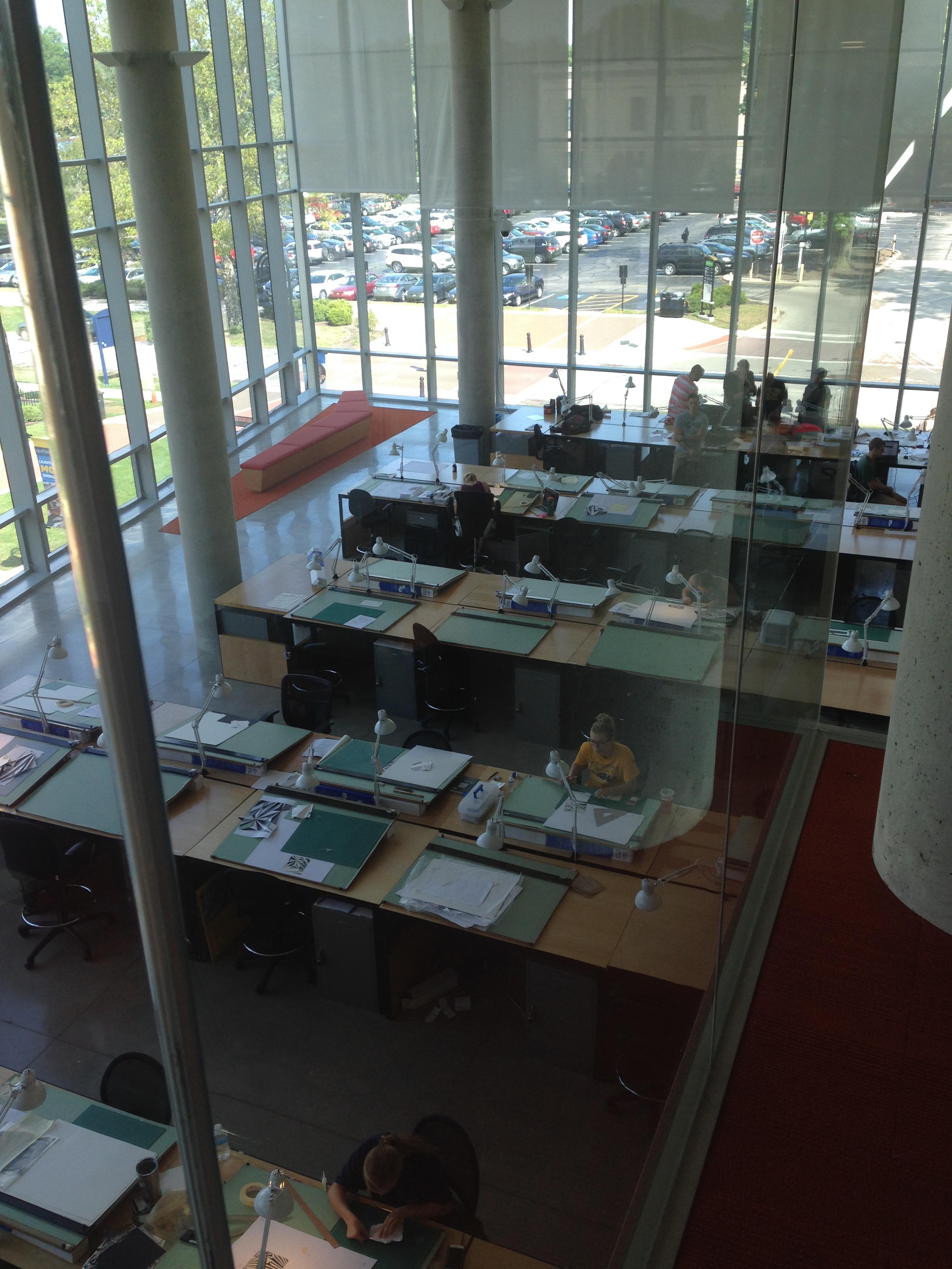 ksu-arch-building-interior