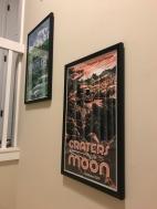 hallway art hung 2